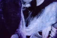 Procedimentos Estéticos. Pintura sobre fotografia. 2003.
