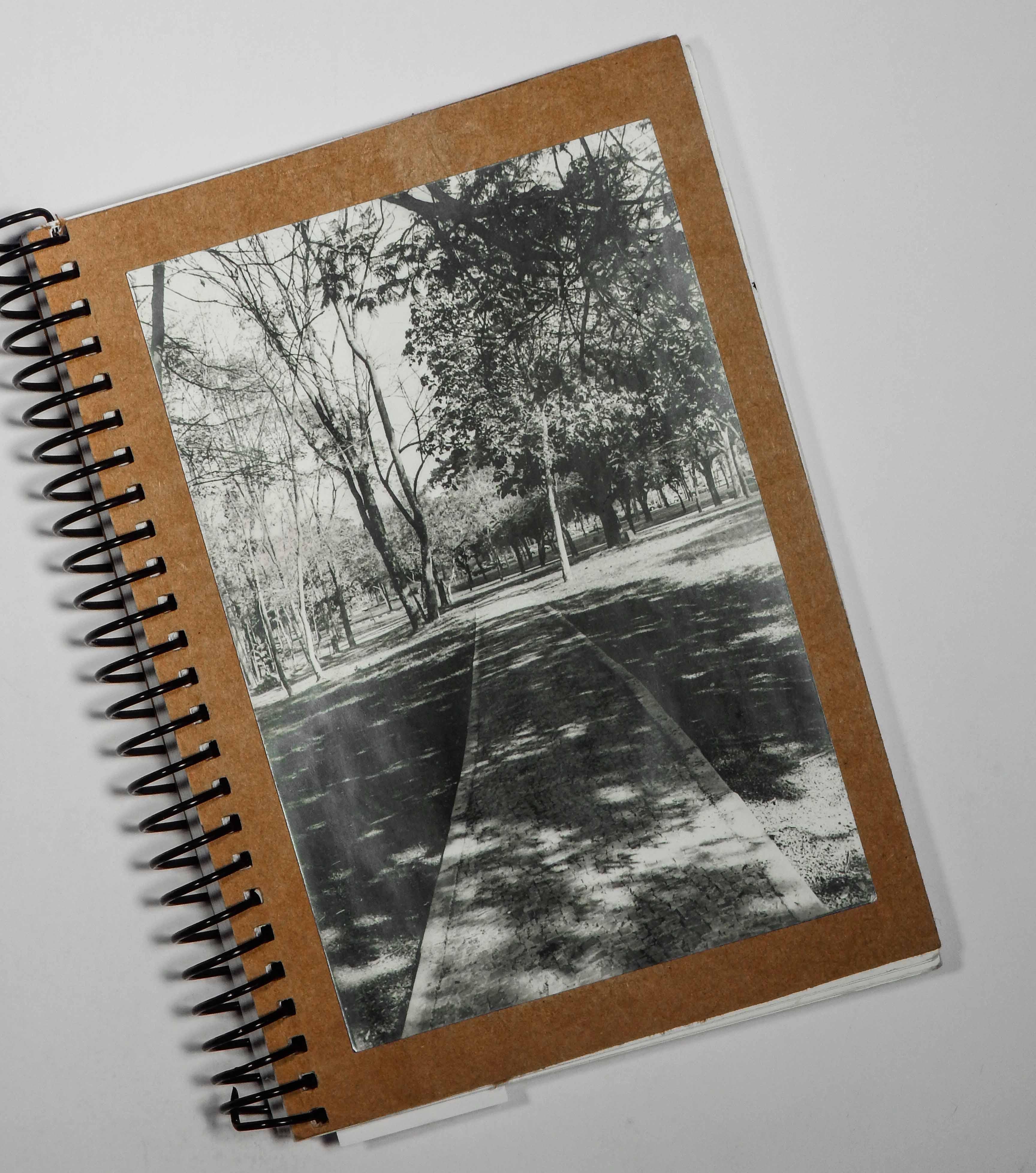 Capa do Caderno de Fotografia